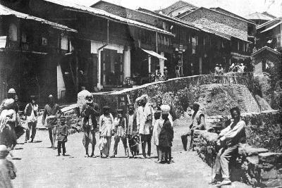 Kailana, Chakrata, India, 1917--Giclee Print
