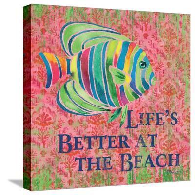 Kailua Cove III-Paul Brent-Stretched Canvas Print