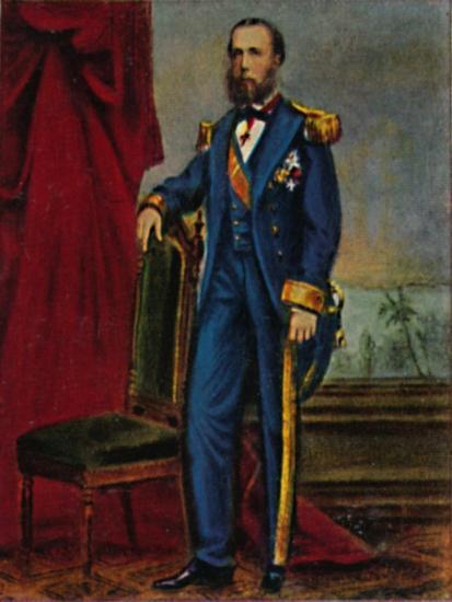 'Kaiser Maximilian von Mexiko 1832-1867', 1934-Unknown-Giclee Print