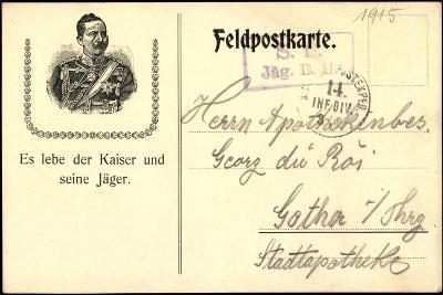 Kaiser Wilhelm II, Von Preußen, Lang Lebe Der Kaiser--Giclee Print