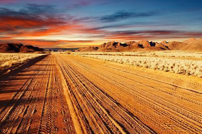 Kalahari Desert, Namibia-DmitryP-Photographic Print