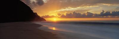 Kalalau Beach, Hawaii, USA--Photographic Print
