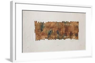 Kalat-Ferdinand Springer-Framed Limited Edition