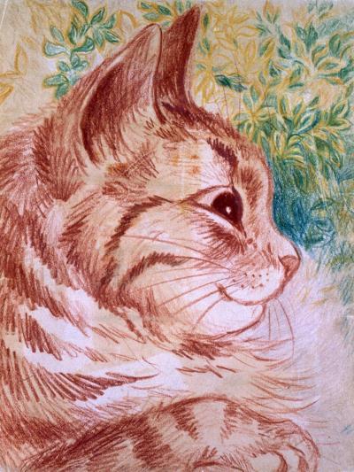 Kaleidoscope Cats I-Louis Wain-Giclee Print