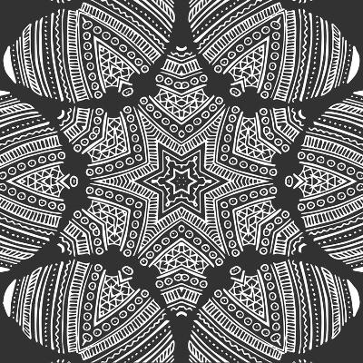 Kaleidoscope Duo I-Sabine Berg-Art Print
