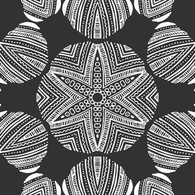 Kaleidoscope Duo III-Sabine Berg-Art Print