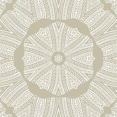 Kaleidoscope Duo IV-Sabine Berg-Art Print