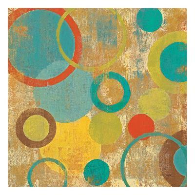 Kaleidoscope II-Silvia Vassileva-Premium Giclee Print