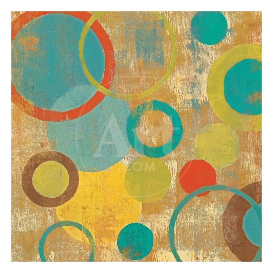 Kaleidoscope II Premium Giclee Print by Silvia Vassileva | Art.com