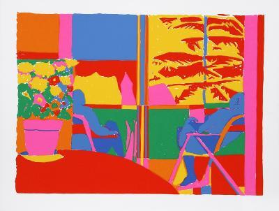 Kaleidoscope IX-John Grillo-Collectable Print