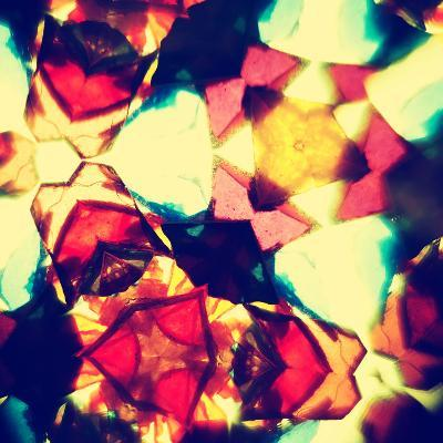 Kaleidoscope Pattern- sl_photo-Photographic Print