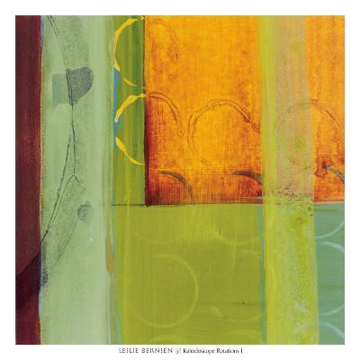Kaleidoscope Rotations I-Leslie Bernsen-Art Print