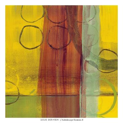 Kaleidoscope Rotations II-Leslie Bernsen-Art Print