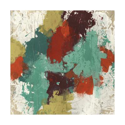 Kaleidoscope Signals I-June Erica Vess-Art Print