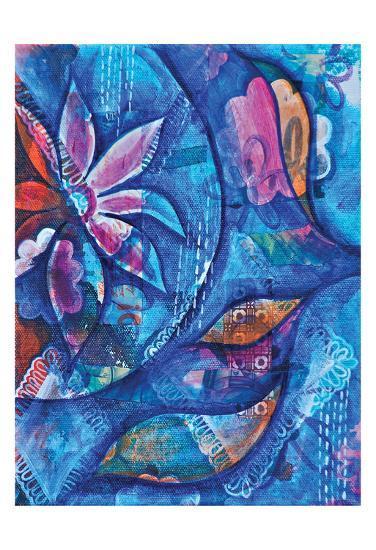 Kaleidoscope-Pam Varacek-Art Print