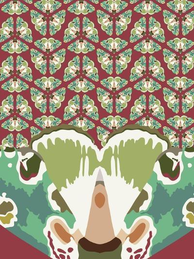 Kaleidoscopic Gael-Belen Mena-Giclee Print
