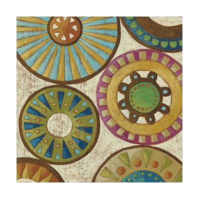 Kaleidoscopic I-Chariklia Zarris-Premium Giclee Print