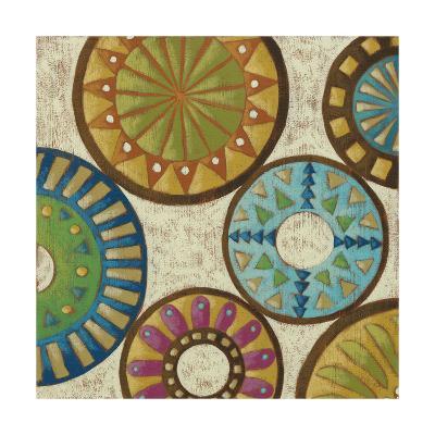 Kaleidoscopic III-Chariklia Zarris-Premium Giclee Print