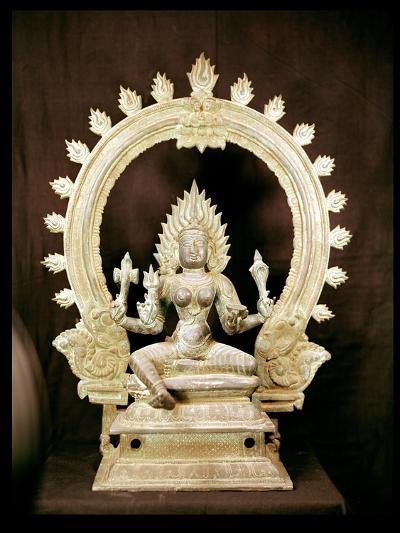 Kali, from Vijayanagar--Giclee Print
