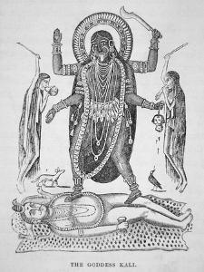 Kali the Hindu Goddess