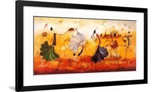Dancers by Kalidou Kassé