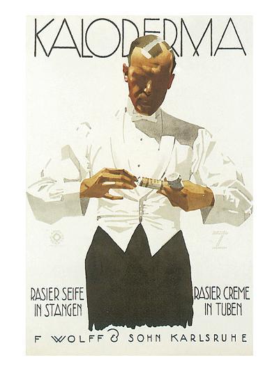 Kaloderma--Art Print