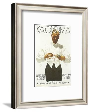 Kaloderma--Framed Art Print