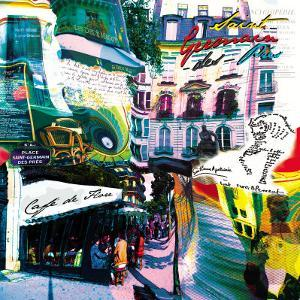 St Germain Rive Gauche by Kaly