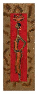 African Lady II by Kamba
