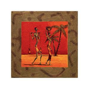 Sun Tribe I by Kamba
