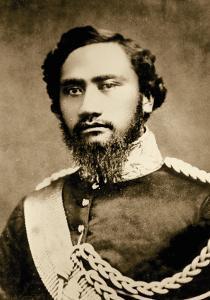 Kamehameha IV, Hawaiian King (1834-1863)