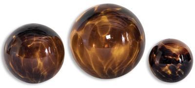 Kameko Glass Sphere Trio