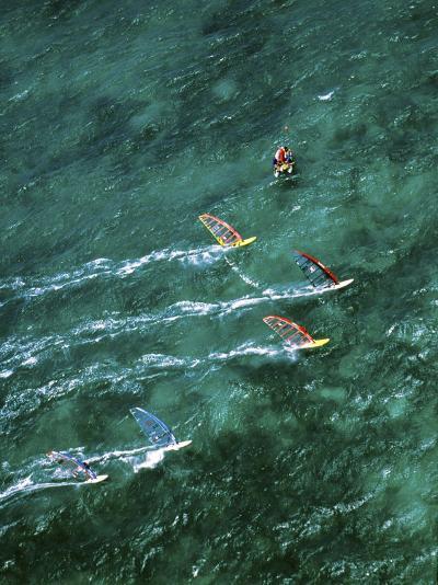 Kanaha Beach, Maui, Hawaii, USA--Photographic Print