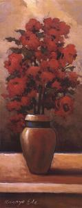 Potted Floral IV by Kanayo Ede