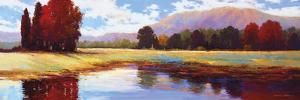 Tranquil Landscape by Kanayo Ede