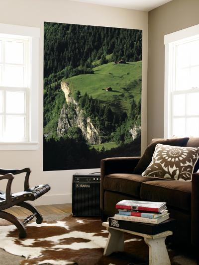 Kandersteg, Berner Oberland, Swiss Alps, Switzerland-Jon Arnold-Wall Mural