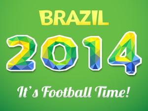 Brazilian 2014 World Cup by Kannaa