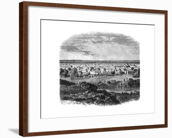 Kano, Sokoto, Nigeria, C1890--Framed Giclee Print