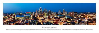 Kansas City, Missouri-James Simmons-Art Print