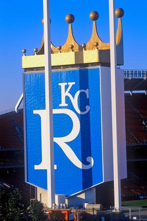 Kansas City Royals, Baseball Stadium, Kansas City, MO Photographic Print by  | Art com