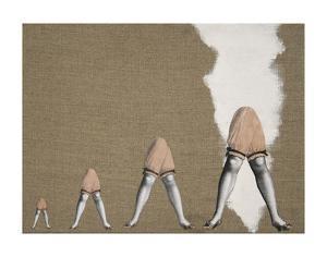 Four Knickers by Kara Smith