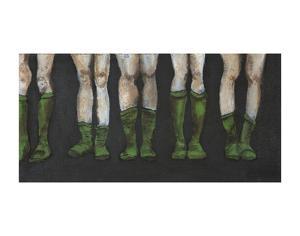 Green Socks by Kara Smith
