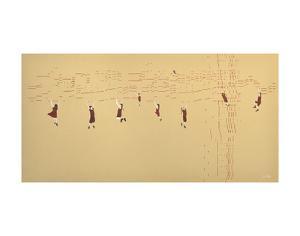 Silent Music (Suspension) by Kara Smith