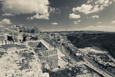 Karak Crusader Castle, Karak, Kings Highway, Jordan--Photographic Print