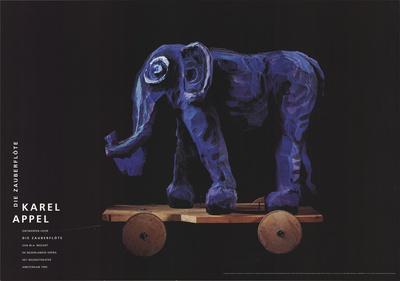 Die Zauberflote (Magic Flute), Elephant