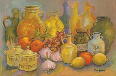 Mediterranean Kitchen II