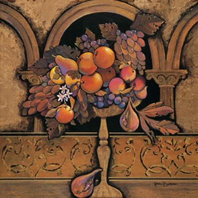Memories of Provence, Grapes and Persimmons