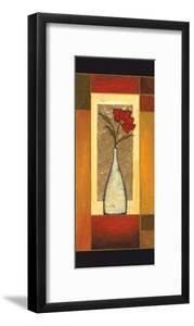 Vibrant Simplicity I by Karel Burrows