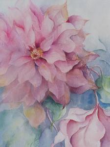Clematis Vyvyan Penell by Karen Armitage