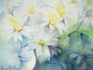 Daisies, Shasta by Karen Armitage